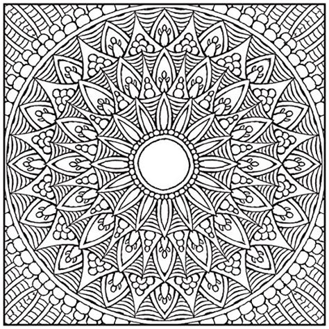 designs for adults coloring book mandalas stress relieving designs