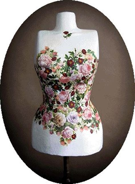 what is the difference between decopatch and decoupage floral mannequin the studio flower