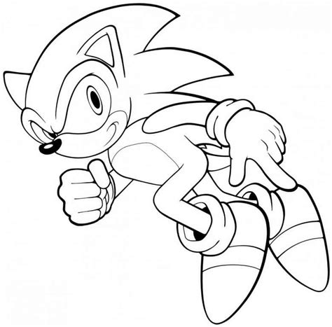 how to color in coloring pages sonic the hedgehog coloringstar