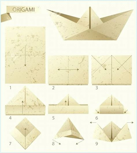 how to make origami with paper come fare una barchetta di carta origami alliciant