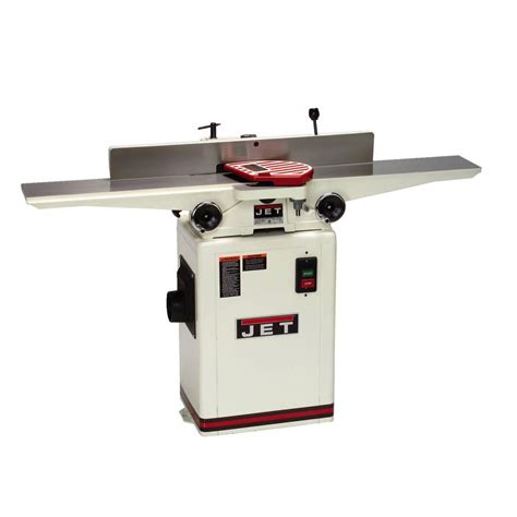 what is a jointer used for in woodworking jet 1 hp 6 in woodworking jointer with set knive
