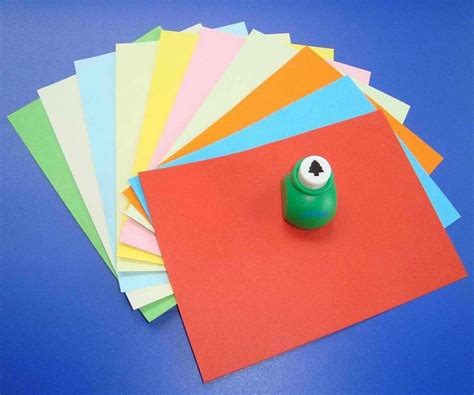 Sell Color Paper With Craft Punch Kit Shanghai Melody