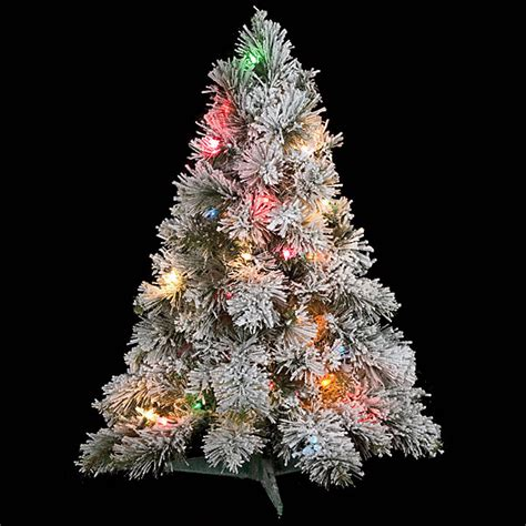 small colored trees tree with colored and white lights photo album