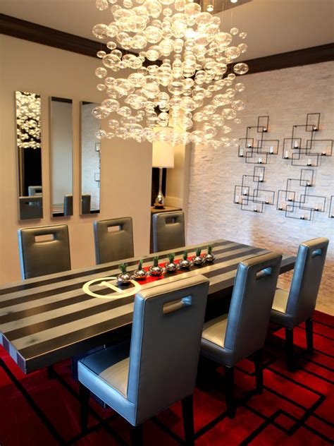 modern dining room chandeliers modern dining room chandelier d s furniture