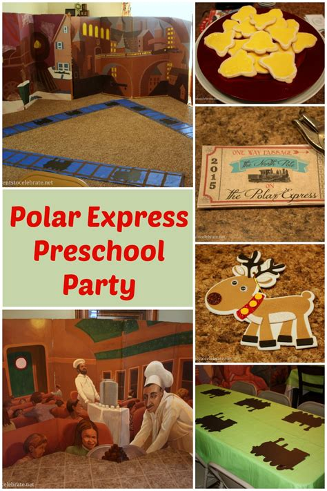 polar express crafts for diy decorations archives events to celebrate