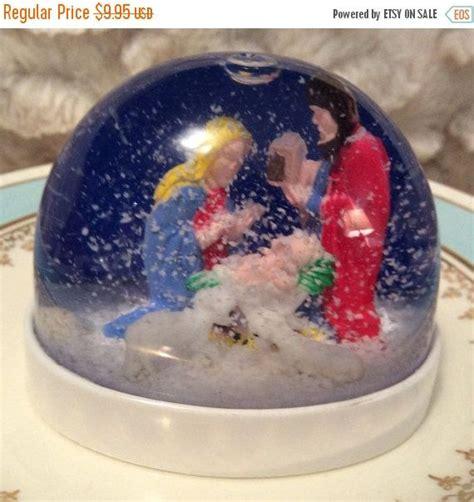 nativity snow globes sale 1000 ideas about 1960s toys on vintage toys