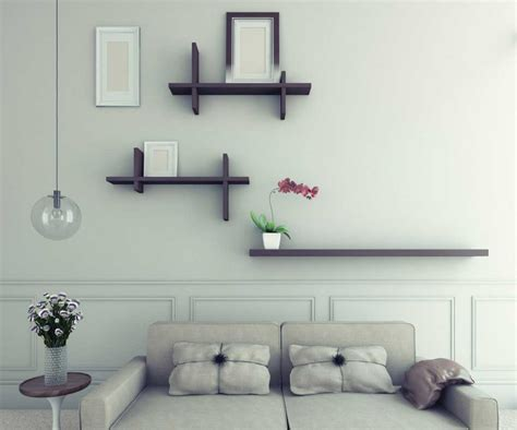 cheap decorating ideas for living room walls with simple design home interior exterior