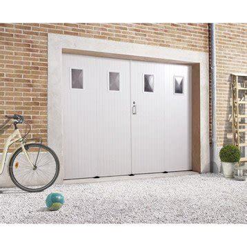 porte de garage brico depot pas cher