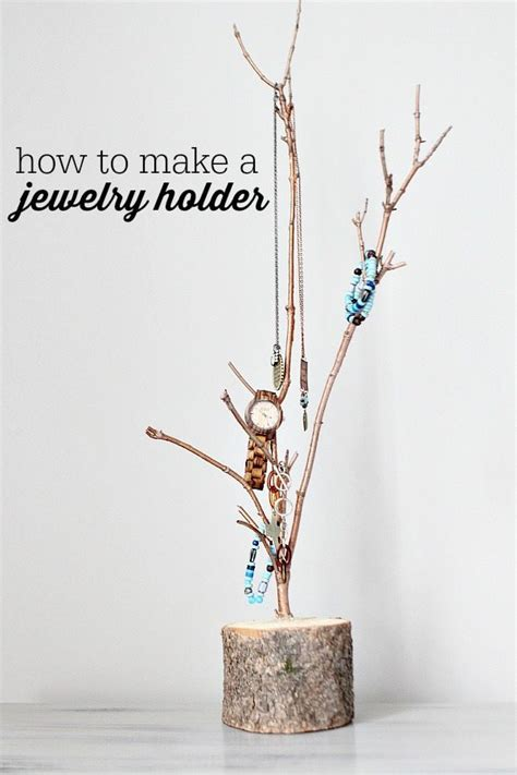how to make a jewelry holder how to make a jewelry holder refresh restyle