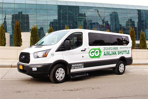 Transportation To Airport by Airport Shuttle Jfk Go Airlink Nyc