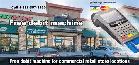 debit card machine wireless debit machine edmonton alberta