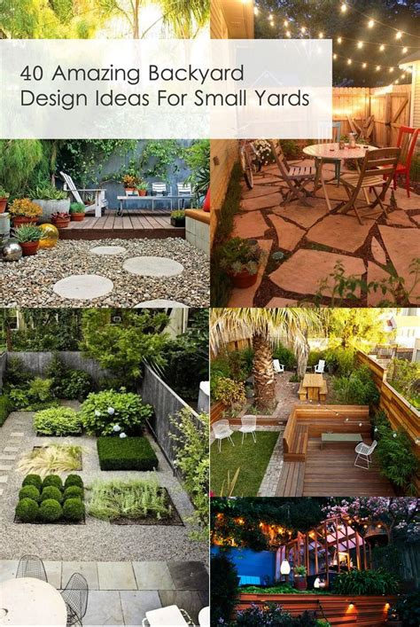 small backyard garden design 25 best ideas about small backyard landscaping on