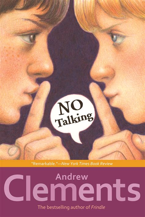 the book no pictures no talking book by andrew clements elliott