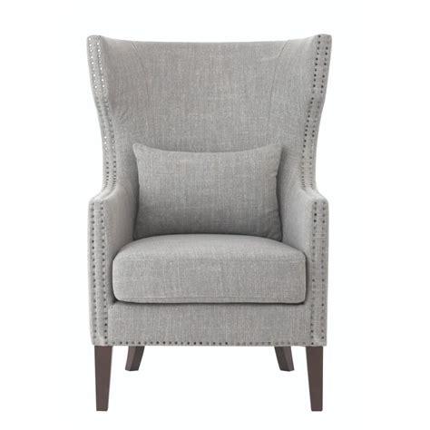home chairs home decorators collection bentley smoke grey linen