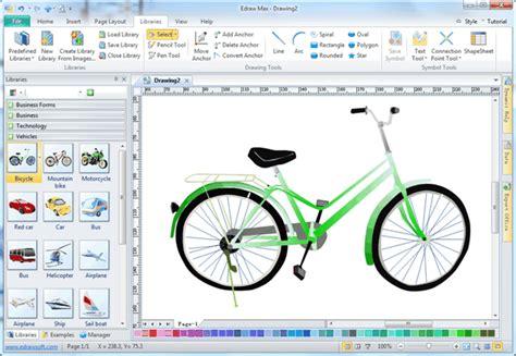 drawing programs lightweight vector drawing program