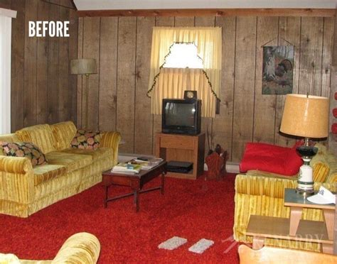 before and after cottage makeover cottage makeover 1970s cabin to relaxing retreat