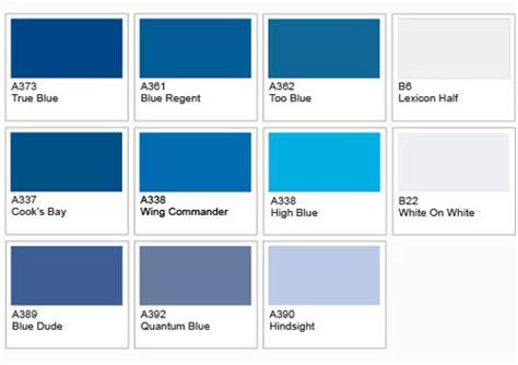 paint colors in blue dulux color trends 2012 popular interior paint colors