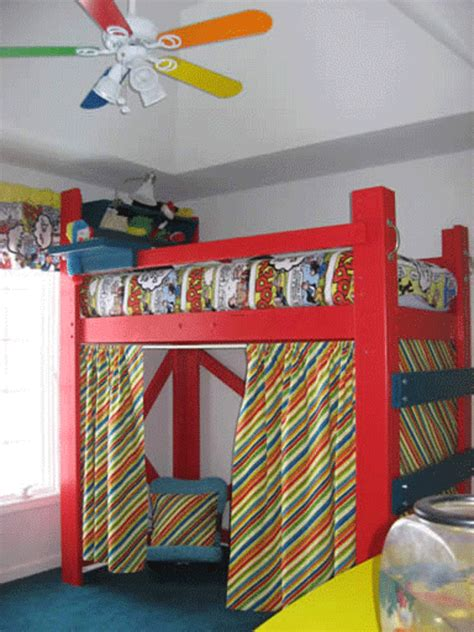 loft bed curtains curtain loft bed decorate the house with beautiful