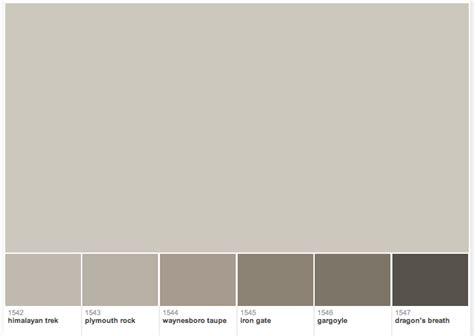 paint colors grey benjamin warm gray paint colors small decor on home