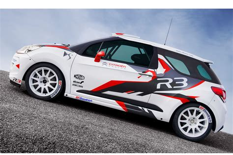 Citroen Rally Car by Citro 235 N Reveals New Ds3 R3 Rally Car For The Masses