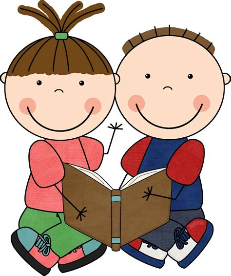 free to read reading clipart clipart best
