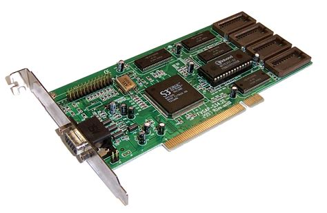how to make a graphics card s3 fvgap s34 2e virge 2mb pci graphics card ebay