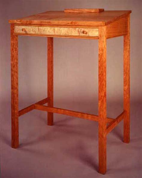 standing desk woodworking plans stand up desk plans wood pdf woodworking