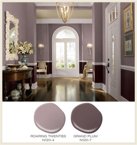 behr paint colors mauve colorfully behr tonal color styling