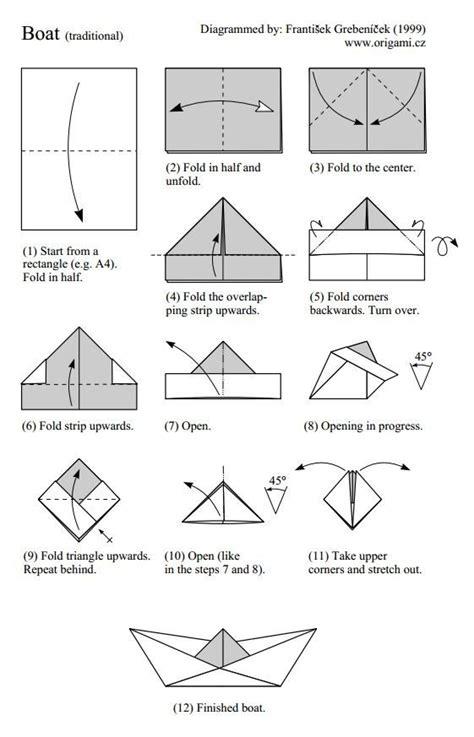 how to make a paper hat origami het hoedje origami vouwen