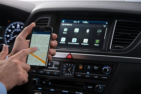 Bluelink Hyundai by Hyundai Blue Link Generation 2 Features Detailed