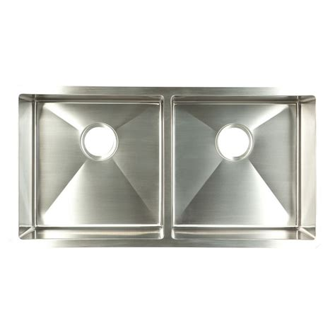 franke kitchen sinks stainless steel shop franke usa frankeusa 18 in x 35 in satin bowls