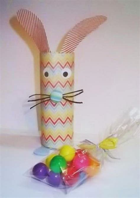 bunny toilet paper roll craft 60 animal themed toilet paper roll crafts hative