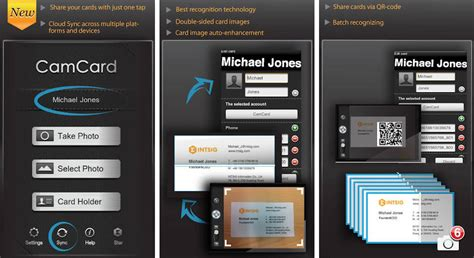 app for cards best android apps for scanning business cards android
