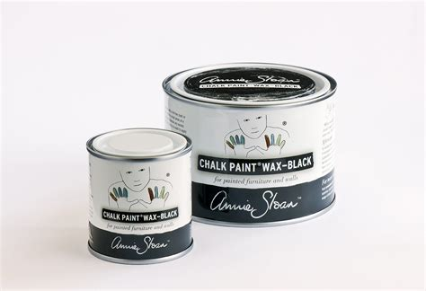 chalk paint wax sloan chalk paint wax black painted out