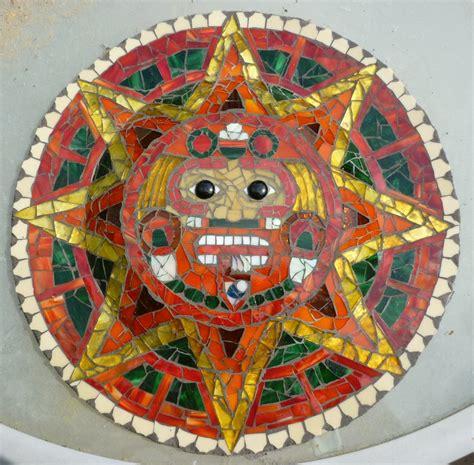 mayan crafts for sun god mayan calendar by kamdragon on deviantart