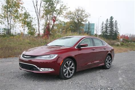 2015 Chrysler 200c Awd Review by Day By Day Review 2015 Chrysler 200c Awd Autos Ca