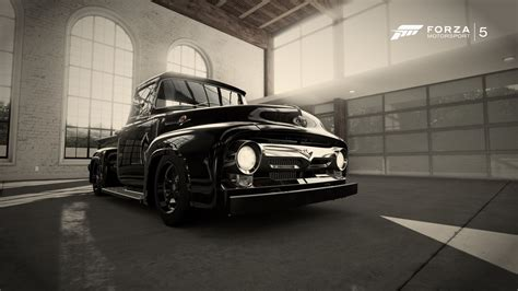 Classic Car And Truck Wallpapers by Forza Classic Car Classic Bw Truck Chevrolet Hd Wallpaper