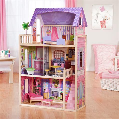 kid craft doll house kidkraft dollhouse 65092 at hayneedle