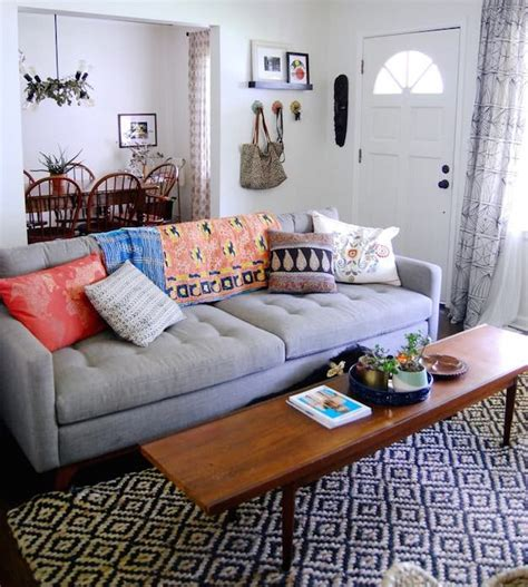 coffee table ideas living room 15 narrow coffee table ideas for small spaces living