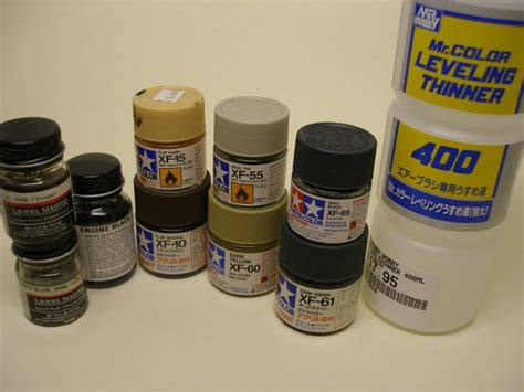 acrylic paint thinning for airbrush modeler airbrushing 251 airbrushing armor models