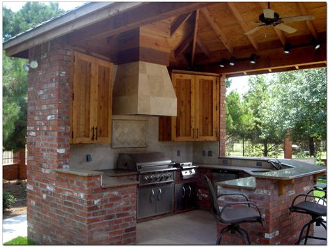 outdoor patio kitchen ideas landscape design installation