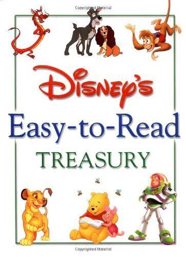 easy to read disneys easy to read treasury storybook niftywarehouse