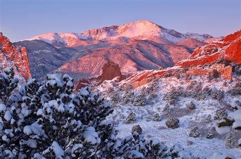 Garden Of The Gods Winter Winter S Garden Garden Of The Gods Colorado Stan