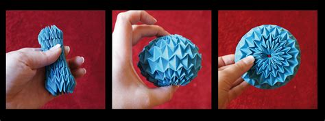 how to make origami magic origami magic blue by kleinalaine on deviantart