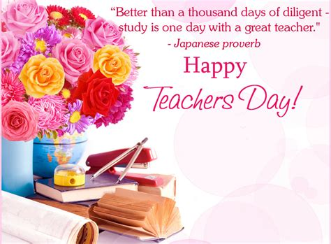 Happy Teachers Day Greeting Cards 2015 Free