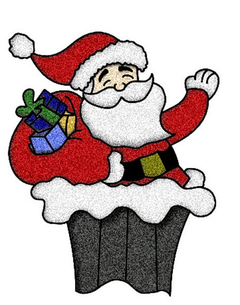 moving santa claus 8 animated santa pictures to wish