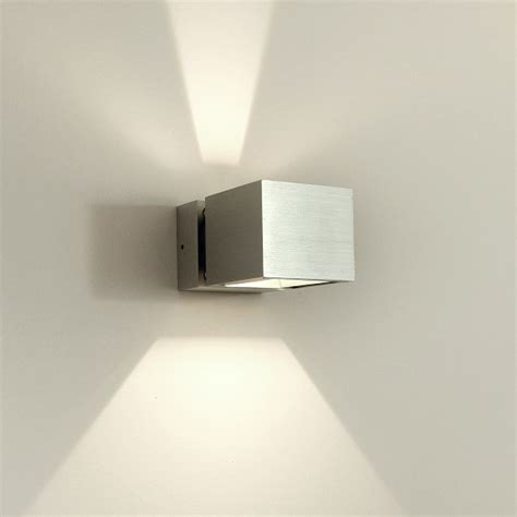exterior wall lighting fixtures asteria modern led up and aluminium exterior wall
