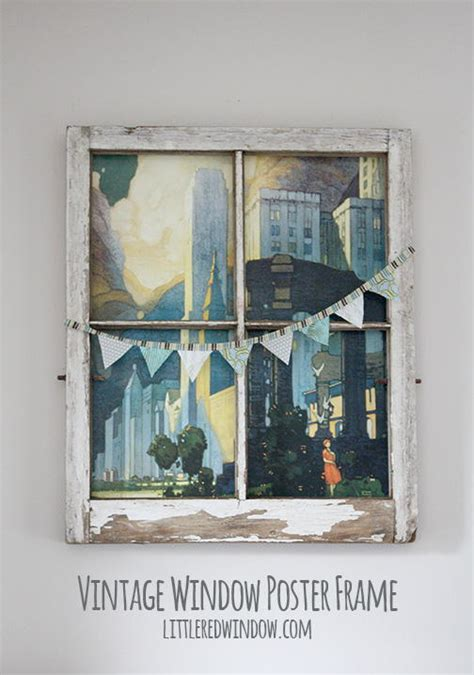 vintage window diy wall favecrafts com