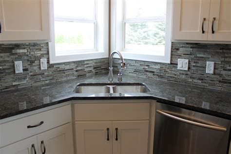 kitchens with corner sinks home design architecture