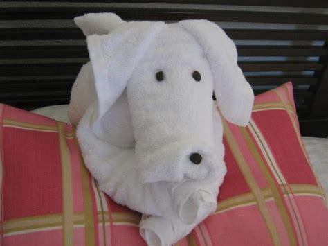 pliage des serviettes de toilette photo de langley resort hotel fort royal guadeloupe